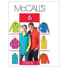 NEW McCalls M5252 Teens' Unlined Vest & Jackets By Spotlight