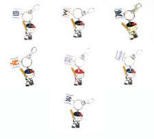 Hello Kitty Major league Baseball (MLB) Key Ring
