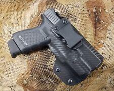 Gunner's Custom Holster Fits Glock 19 23 25 32 Olight PL-MINI IWB  FOMI clip