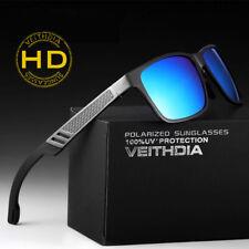 Mens Polarized Sunglasses Sports Mirrored Glasses Eyewear