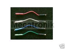 4 fil cable raccordement cellule porte tete lecture platine vinyle tourne disque
