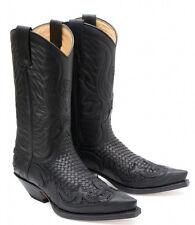 3241 Sendra boots western noir *** promo à saisir ***