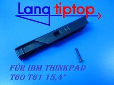 """Festplatten Abdeckung für IBM ThinkPad T60 T60p T61 15,4"""" HDD Cover + Schraube"""