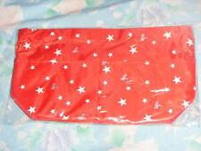 Brand New Agnes B Red Drawstring Inner Storage Bag organizer *Free Post