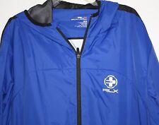 Ralph Lauren RLX Jacket Mens Blue Hood coat New Retail 119