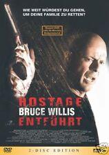 Hostage - Entführt ( 2 DVDs ) mit Bruce Willis, Ben Foster, Jonathan Tucker