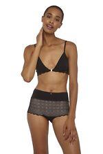Knicker Luxe High Hipster Panties Sizes 10 12 18 20 22 Coco Briefs Underwear