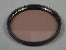 B + W kr3 1,2x filtro claraboyas 67e, hermosa + vidrio top con lata
