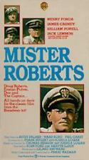 MISTER ROBERTS rare Classic WWII vhs HENRY FONDA James Cagney JACK LEMMON 1955