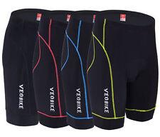 Mens Bike Pants Padded Bicycle Sportwear Racing Tight Short Pants Cycling Shorts