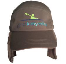 NEW Pro Kayaks Pro Kayaks Cap With Neck Flap
