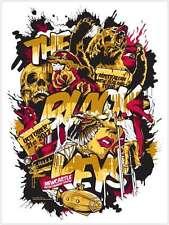 THE BLACK KEYS - 2012 - NEWCASTLE  - AUSTRALIA  - TURN BLUE  -  TOUR POSTER