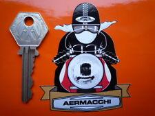 AERMACCHI CAFE RACER PUDDING BASIN MOTORCYCLE STICKER