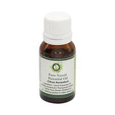 R V Essential Pure Neroli Essential Oil Citrus Aurantium Therapeutic Grade