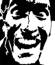 Evil Dead - Bruce Campbell Wall Poster Print Ash Horror Sz: A4 A3 A2 A1 & A0
