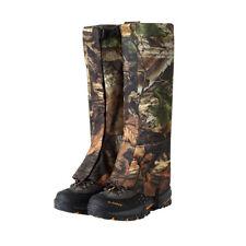 Outdoor Hiking Boot Gaiters Waterproof Snow Leg Legging Cover Hunting Climbing