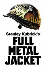 187775 Full Metal Jacket Movie Kubrick Director's Cut Print Poster Affiche