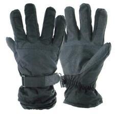 BLACK WINTER THERMAL POLAR FLEECE LINED Waterproof Mountain SKI WALKING Gloves
