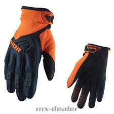 2020 THOR Spectrum Gants MX Motocross Enduro Quad BMX MTB alpin Orange