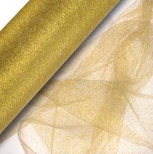 oro cinta Shabby Chic 63mm 1m Rústico Deco Web plata rojo metálico Navidad