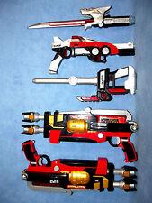 Power Rangers SPD armas Delta Blaster DeltaMax Striker Pick One