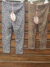Baby Kids Girls children fashion tiger Leopard animal leggings Pants 1-7yrs