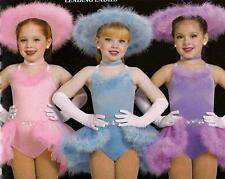 Tap Ballet Dance Costume Pageant Skate Leading Ladies