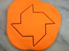 Pinwheel Cookie Cutter CHOOSE YOUR OWN SIZE! Pin Wheel