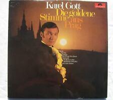 KAREL GOTT Die goldene Stimme aus Prag German import lp