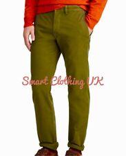 Ralph Lauren Men's Slim Fit Bedford Chinos          (Dark Loden) RRP £115