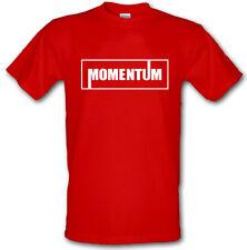 MOMENTUM JEREMY CORBYN LABOUR Election Heavy Cotton t-shirt Small -XXL