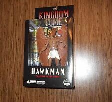 HAWKMAN! KINGDOM COME SERIES WAVE 1! DC Direct Collector Action Figure! RARE!!