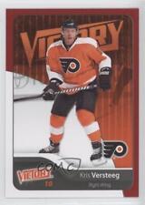 2011-12 Upper Deck Victory Red 141 Kris Versteeg Philadelphia Flyers Hockey Card