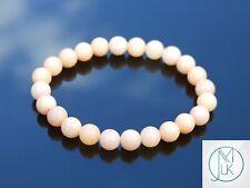 Red Aventurine Natural Gemstone Bracelet 6-9'' Elasticated Healing Stone Chakra