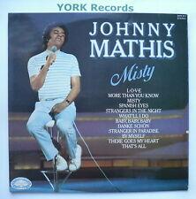 JOHNNY MATHIS - Misty - Excellent Condition LP Record Hallmark SHM 913