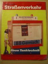 Der Deutsche Straßenverkehr 12/1979 5* Neue Tanktechnik Tempolimit QEK Junior