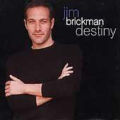 Jim Brickman - Destiny (CD, Jan-1999, Windham Hill Records)
