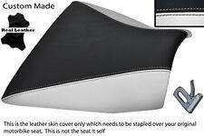 WHITE & BLACK CUSTOM 04-06 FITS KAWASAKI Z750 Z 750 Z 1000 Z1000 SEAT COVER