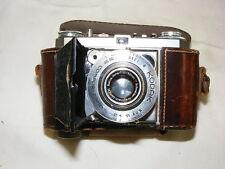 Vintage Kodak 35mm Film Camera  Retina 1A Early Model Original Leather Case
