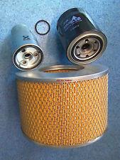 Per TOYOTA HILUX 2.4 D 2.4 TD 98 99 2000 Service Parts Olio Aria Carburante Filtro RWD 4WD
