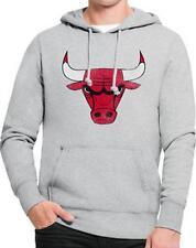 47 forty seven brand chicago bulls nba Headline hoody sudaderas Mens