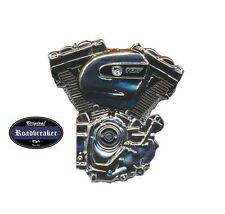 Harley Davidson Motorradpin / Badge Modell Twin Cam Motor 107  Nr.1271