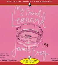 My Friend Leonard by James Frey (2005, CD, Unabridged)