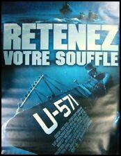 U571 Affiche Cinéma / Movie Poster HARVEY KEITEL
