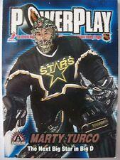 2002 ADRENELINE POWER PLAY # 13 MARTY TURCO !!! BOX # 3