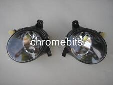 verre transparent Phare antibrouillard set GAUCHE + droit pour Audi A 4 A4 B8