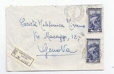 A504-ITALIA AL LAVORO-RACC.55 £ + 55 £ 1957