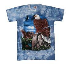 Eagle T-Shirt Adler,Gr. S, M,Western Biker Indianer,Traumfänger,Cowboy Natur Zoo