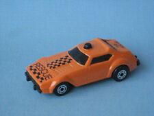 Matchbox Super GT Fire Rescue Car Orange Body Chinese UB