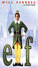 elf~Will Ferrell~James Caan~BRAND NEW VHS~Fast 1st Class Mail